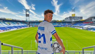 Photo of Samir Lagsir tekent bij voor drie jaar bij PEC Zwolle