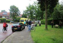 Photo of Gewonde bij kop-staart botsing Wipstrikkerallee