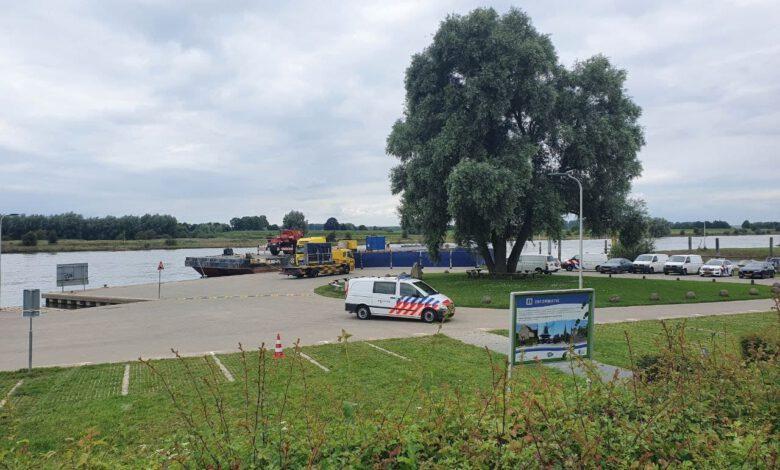 Photo of Auto vermiste Deventenaar bij Wijhe uit IJssel gevist