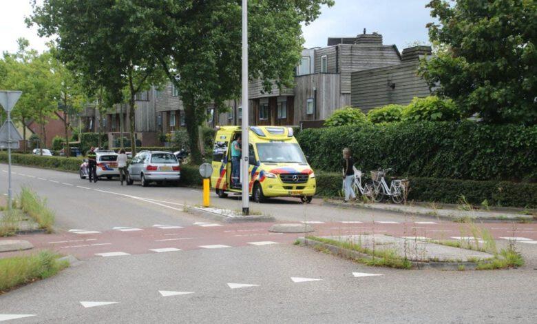 Photo of Jonge fietser aangereden op rotonde Zwolle-Zuid