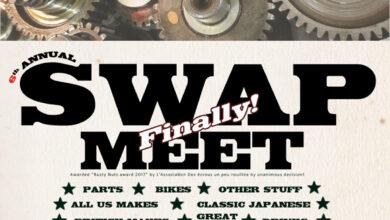 Photo of Harley-Davidson club organiseert Swapmeet