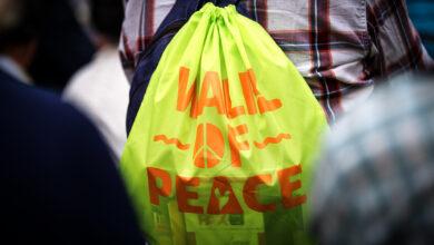 Photo of Walk of Peace op 18 september in Zwolle