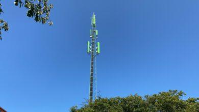 Photo of Per toeval ontdekt: zendmast Energieweg wordt vervangen door hoger exemplaar