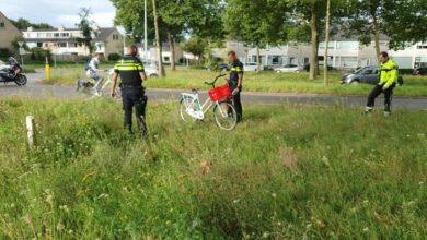 Photo of Kind op fiets aangereden op kruising Rijnlaan met de Biesbosch