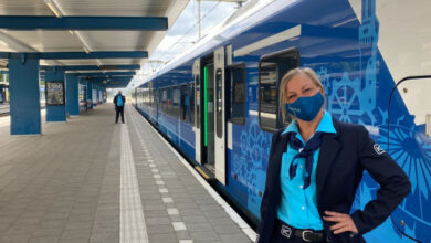 Photo of Keolis start proef met Service Medewerkers op station Zwolle