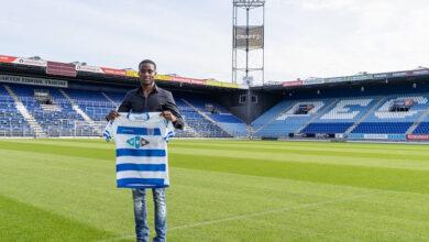 Photo of Mark Pabai tekent voor twee seizoenen bij PEC Zwolle