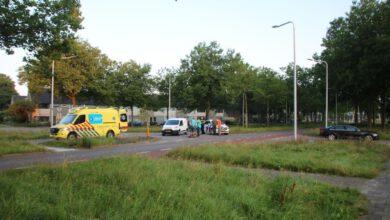 Photo of Ongeval met letsel Rijnlaan Zwolle