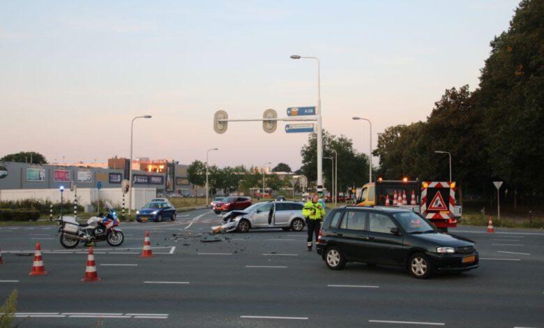 Photo of Flinke schade bij ongeval op Ceintuurbaan