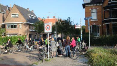 Photo of Fietsster gewond bij aanrijding Emmawijk