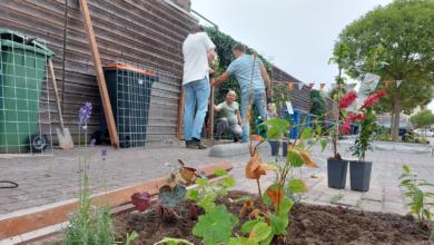 Photo of Elkaar een handje helpen voor een groene buurt