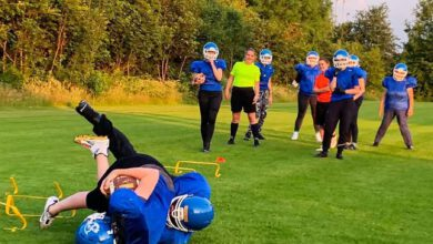 Photo of Online sportplatform Sporthy en Zwolle Blue Jays starten samenwerking