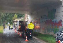 Photo of Bromfietscontrole tussen Hattem en Zwolle en fiks aantal boetes op N50 voor vasthouden telefoon