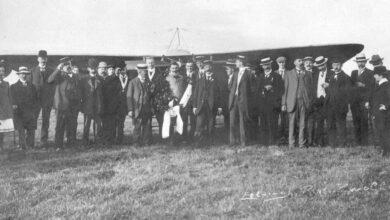 Photo of Historie: de verbluffende vliegdemonstratie in Zwolle van 7 september 1910