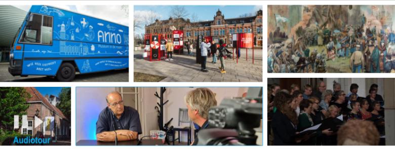 Photo of Historisch weekend! Van Keuk'nproat uitzending tot audiotours in de binnenstad!