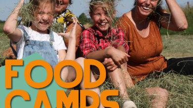 Photo of Foodcamp – Oogsten, koken, leren en bewegen bij Zwolse Stadslanderijen