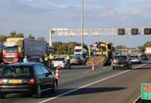 Photo of Meerdere voertuigen betrokken bij ongeval op A28; flinke vertraging