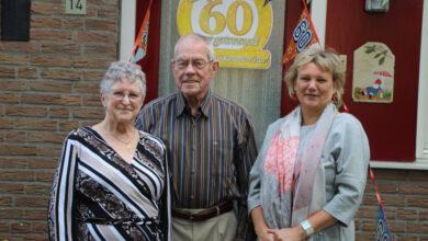 Photo of Echtpaar van Til 60 jaar getrouwd
