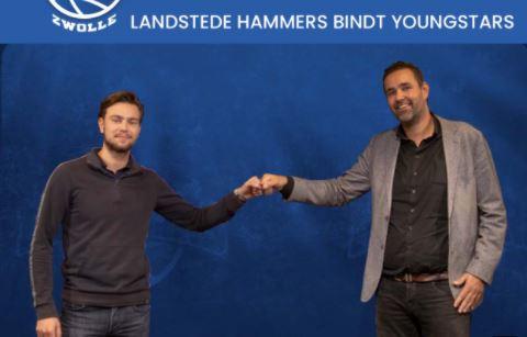 Photo of Landstede Hammers bindt Youngstars Powered by Djopzz als Partner van de Toekomst