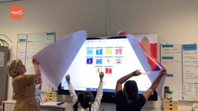 Photo of Digitale scheurkalender 'Zie je in Zwolle' voor in de klas