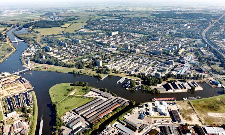 Photo of Wijktour Definitief Ontwerp dijkversterking Stadsdijken Zwolle