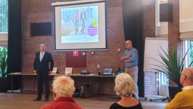 Photo of Workshop veilig en gezond blijven fietsen gestart