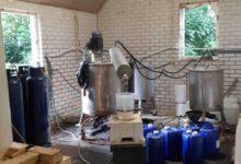 Photo of Groot drugslab aangetroffen nabij Dalen (Drenthe), verdachten aangehouden op A28 bij Zwolle