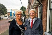 Photo of Echtpaar Alferink 65 jaar getrouwd