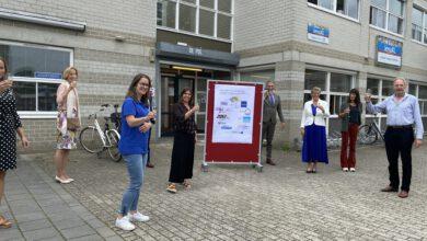 Photo of Stadkamer Zwolle-Zuid en wijkcentrum De Pol hebben plannen om te gaan samenwerken
