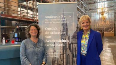 Photo of AcademiehuisGroteKerkZwollesluit zich aan bij het Grootste Museum van Nederland