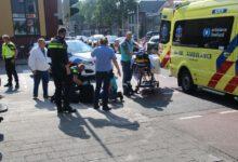 Photo of Ongeval op kruising Bisschop Willebrandlaan, Thomas a Kempisstraat