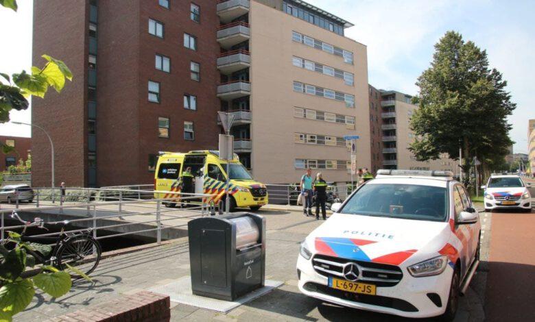 Photo of Scooterrijdster gewond bij ongeval op Koggelaan