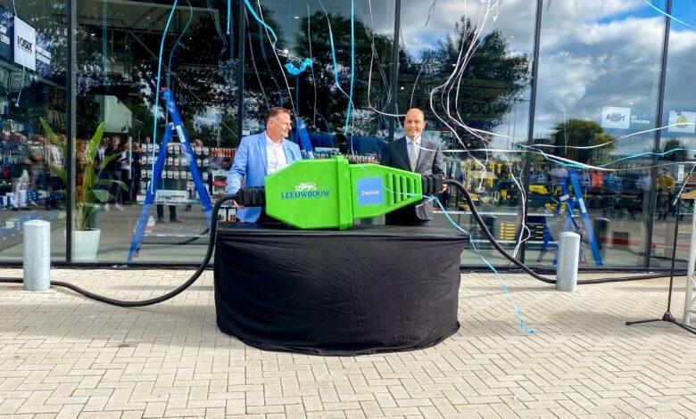 Photo of Pand Hofleverancier Leeuwbouw officieel geopend