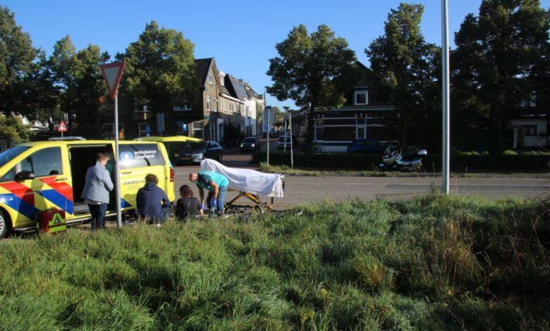 Photo of Fietsster gewond bij een aanrijding op de Deventerstraatweg