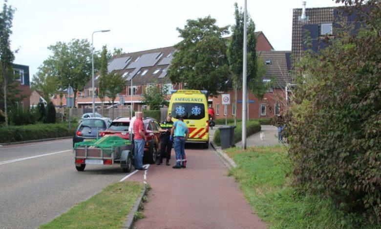 Photo of Ongeval met letsel op de Oldeneelallee