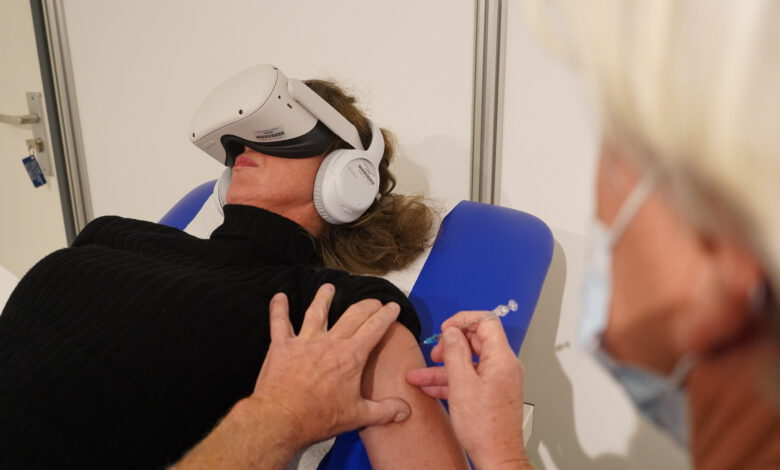 Photo of GGD IJsselland zet VR-bril in tegen prikangst