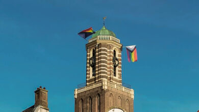 Photo of Zwolle hijst regenboogvlag op nationale Coming Out Day