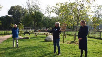Photo of Opening nieuw Buitenterrein Wijkboerderij de Eemhoeve