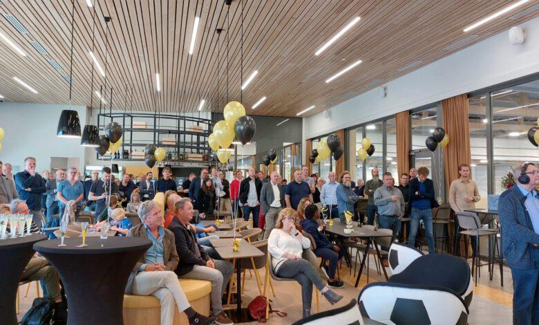 Photo of WRZV-hallen officieel geopend