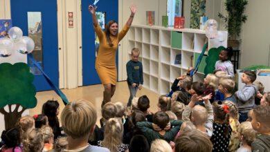 Photo of Een nieuwe schoolbibliotheek voor OKC De Marshof