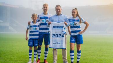 Photo of VDK Groep tot medio 2024 hoofdsponsor PEC Zwolle
