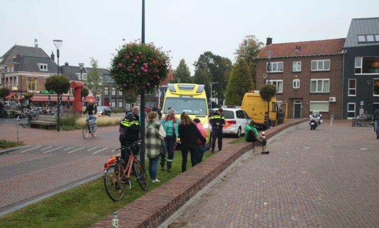 Photo of Fietser gewond bij ongeval op Diezerkade