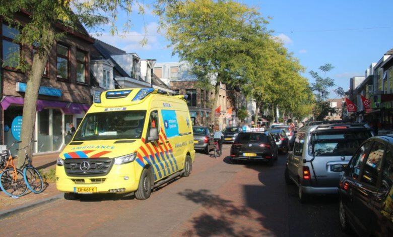Photo of Meisje op fiets gewond bij botsing op Thomas à Kempisstraat
