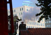 Photo of Flinke schade in woning Beukenallee door schoorsteenbrand
